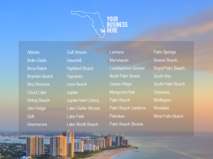 cities - Pnc Bank Locations Palm Beach Gardens