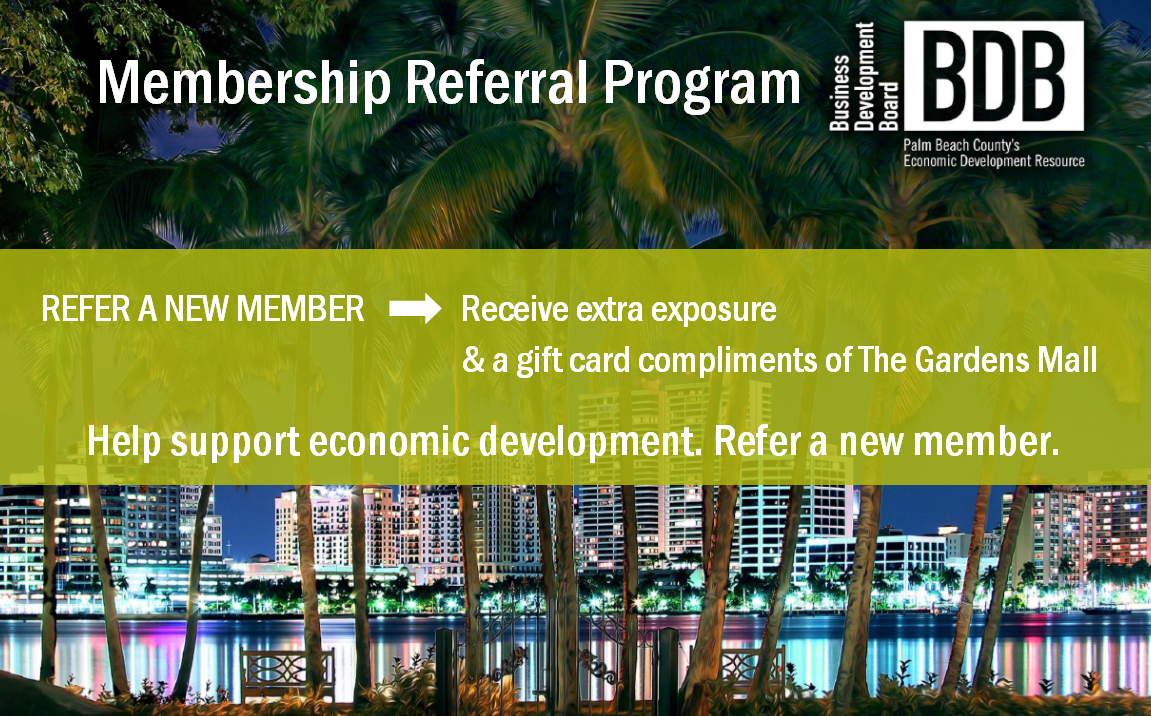 Red Envelope Referral Program Palm Beach County, Florida