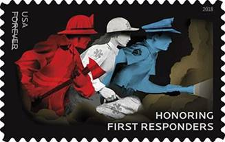 USPS, INSPECTION SERVICE TO HONOR FIRST RESPONDERS AT NOV